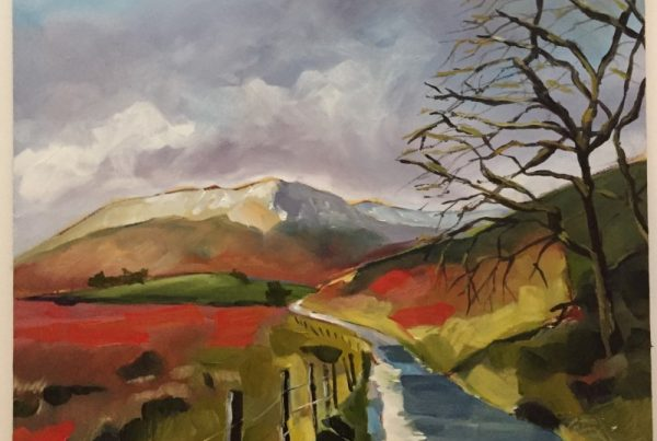 Anthony Platt, Ribble Valley, Lancashire UK, Fine Art