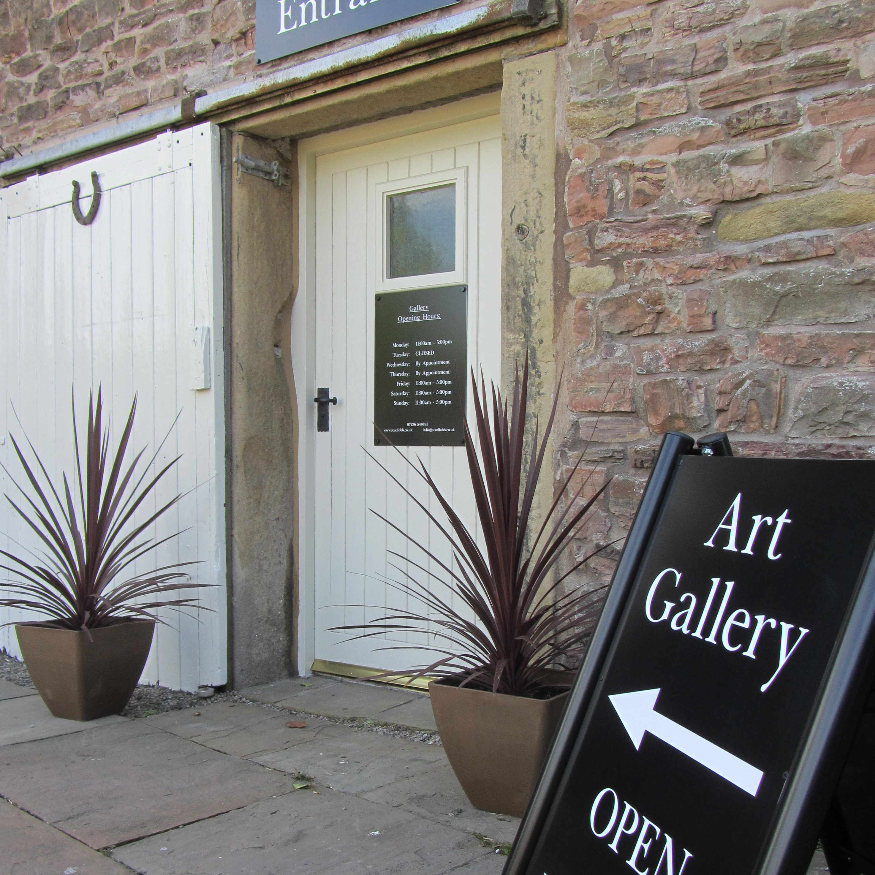 Bowland Atelier, Ribble Valley