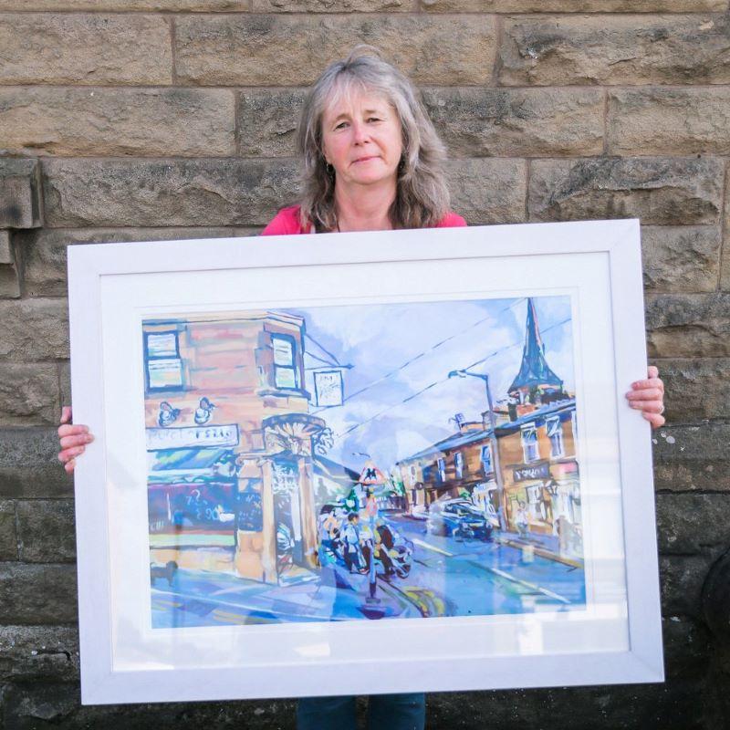 Create Longridge, Ribble Valley, Lancashire, UK, Fine Art, events