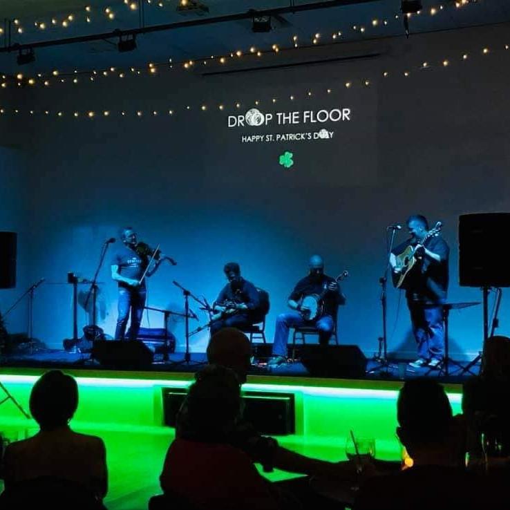Drop The Floor, Music, Ribble Valley, Lancashire