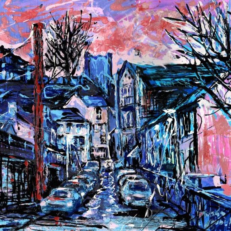 Gosh art, Ribble Valley, Lancashire UK, Fine Art