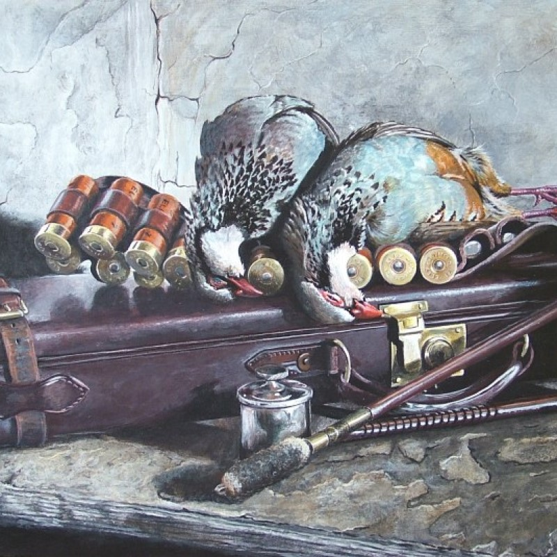 John Clarke, Ribble Valley, Lancashire, UK, Fine art
