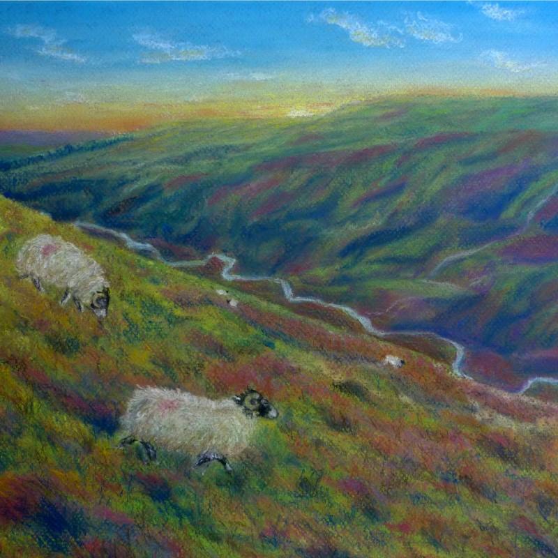 Karin Pinder, Ribble Valley, Lancashire, UK, Design, Fine Art