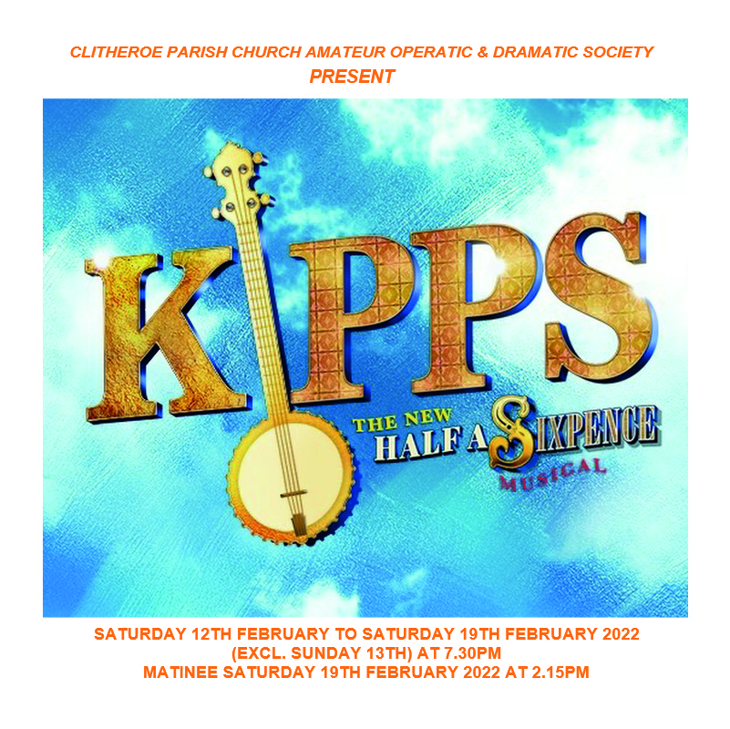 Clitheroe Parish Church Amateur Operatic & Dramatic Society, Ribble Valley, Theatre
