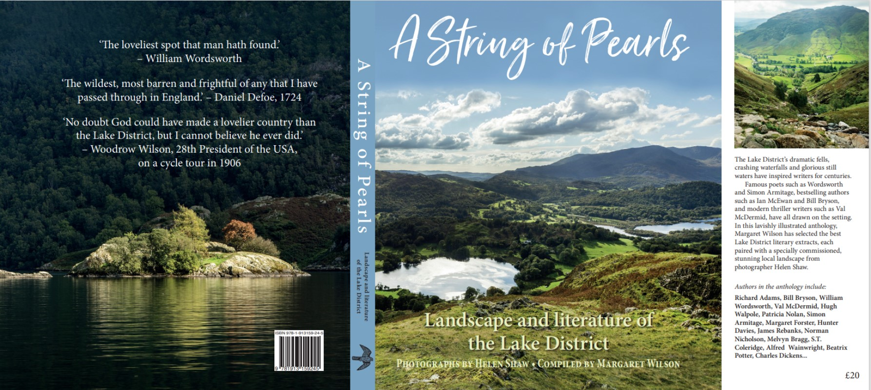Helen Shaw, Ribble Valley, Lancashire, UK, Literature