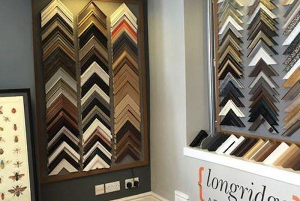 Longridge Art and Framing, Ribble Valley, Lancashire, UK, Supplies