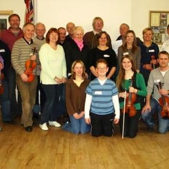 Palatine Fiddlers, Ribble Valley