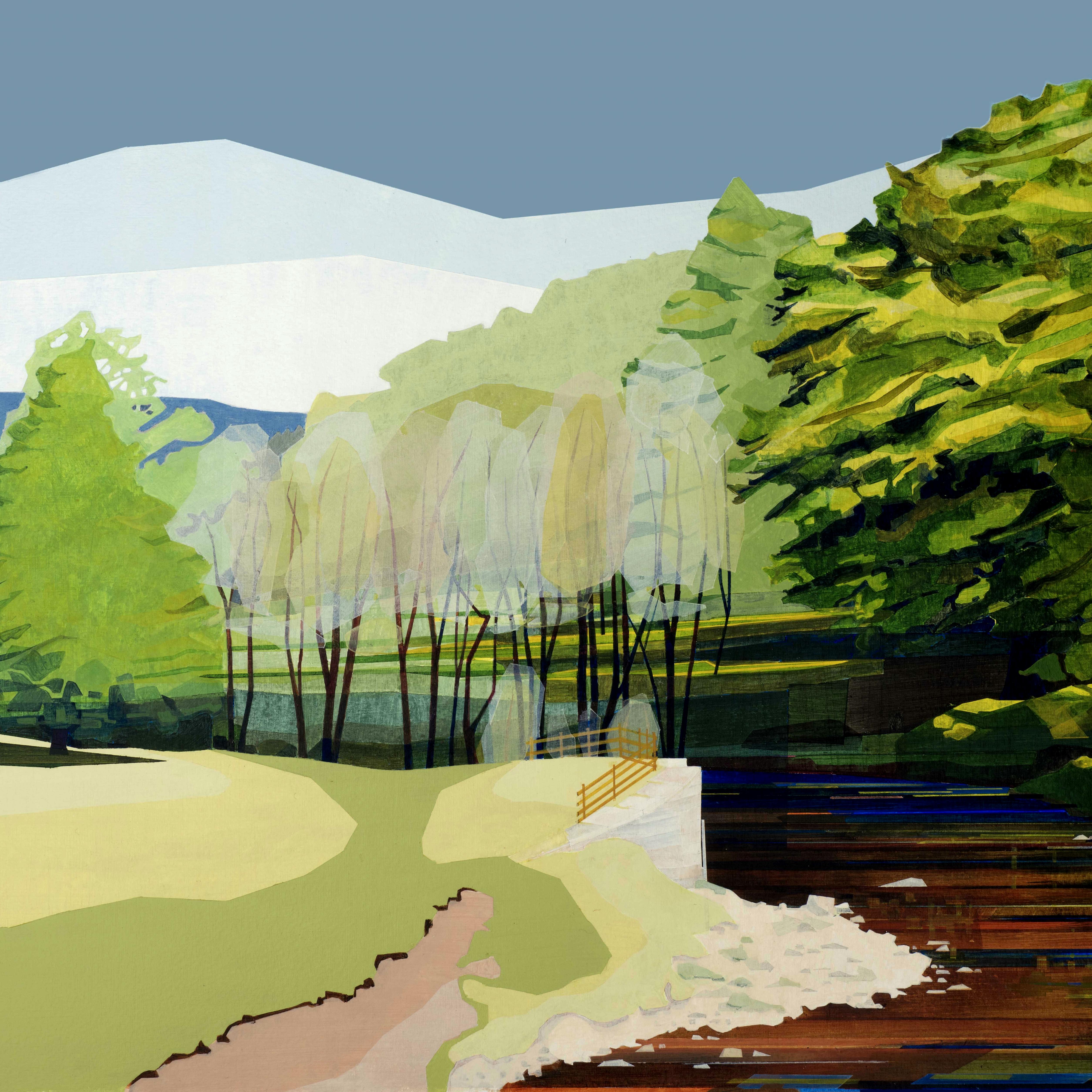 Peter Hopwood, Ribble Valley