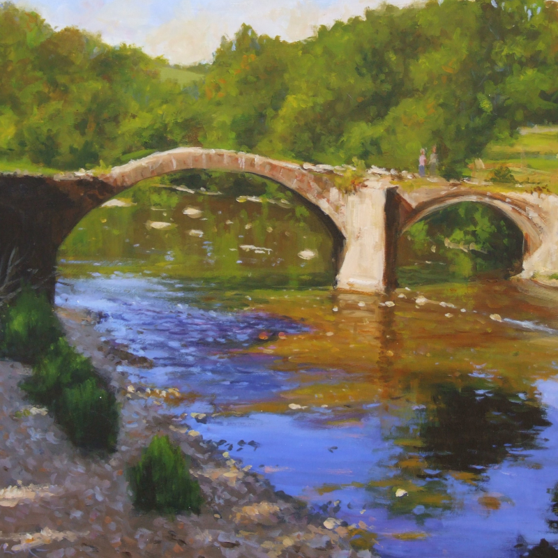 Peter Taylor, Clitheroe, Ribble Valley, Lancashire, UK, Fine Art