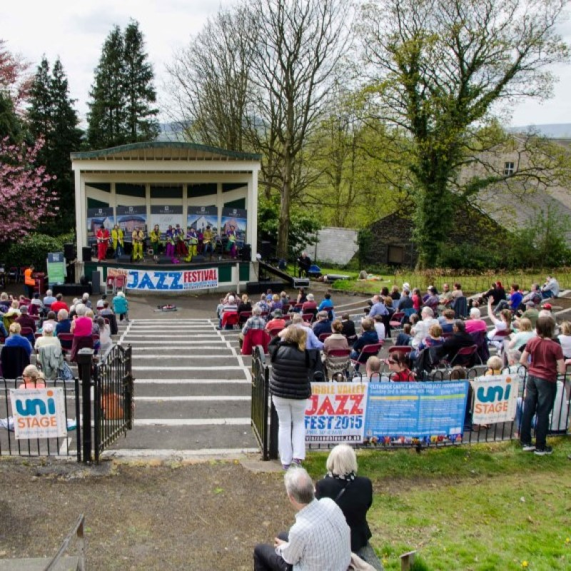Ribble Valley Jazz and Blues, Ribble Valley, Lancashire, Music, Events