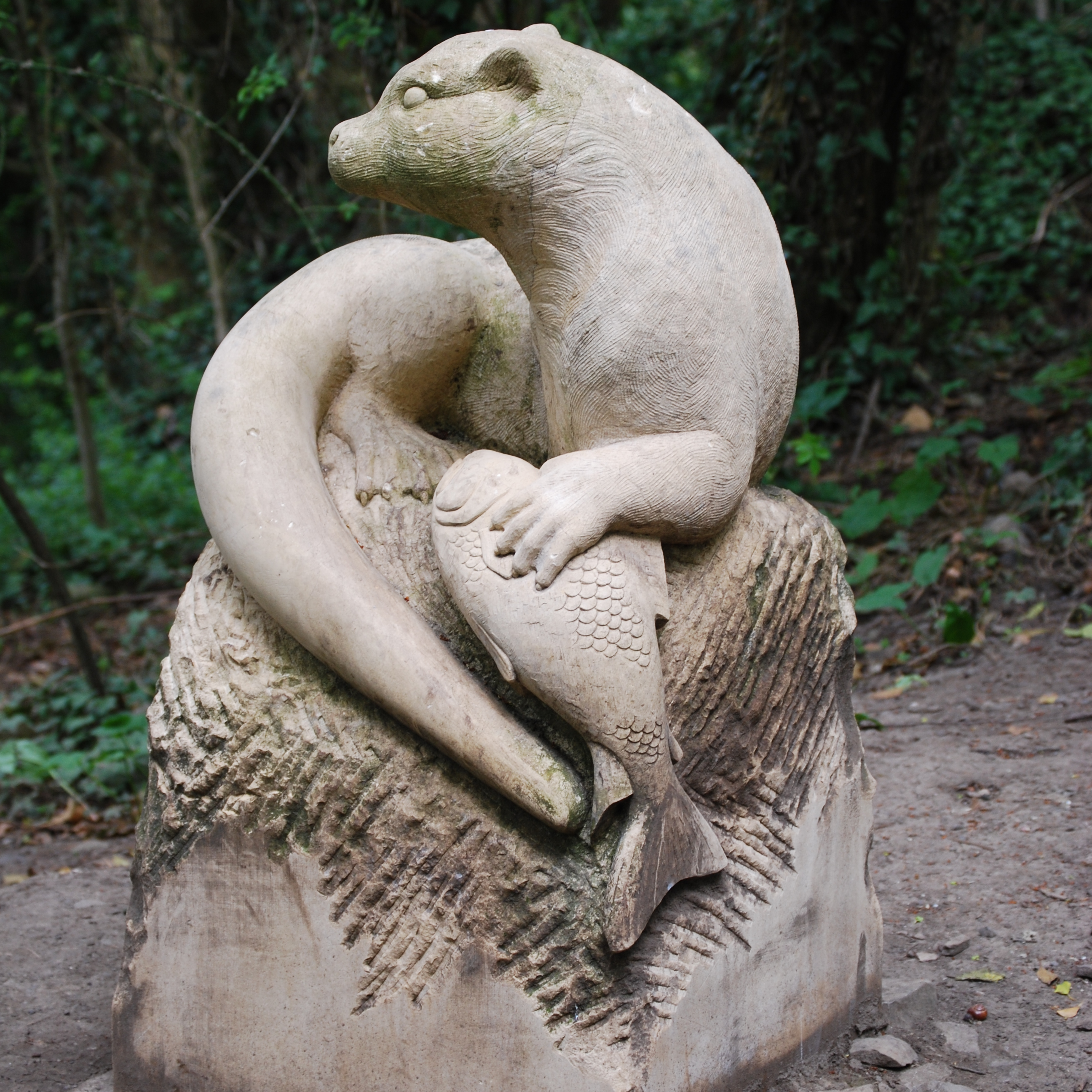 Ribble Valley Sculpture Trail, Clitheroe