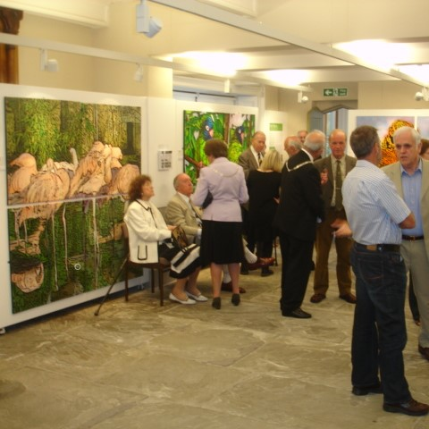 Stewards Gallery, Clitheroe, Lancashire, UK, Gallery, Venue