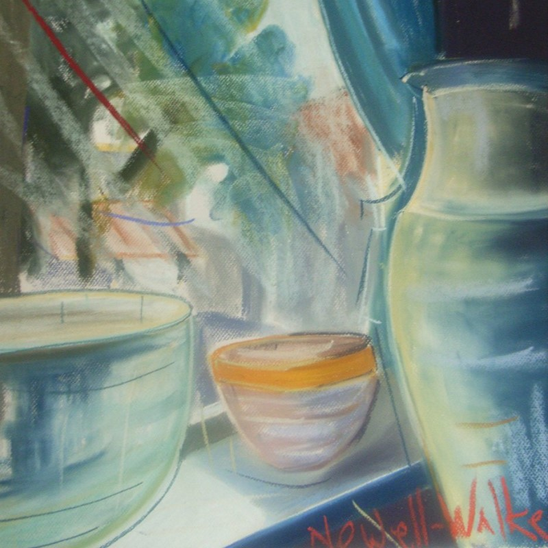 Ursula Newell Walker, Clitheroe, Ribble Valley, Lancashire, UK, Fine Art