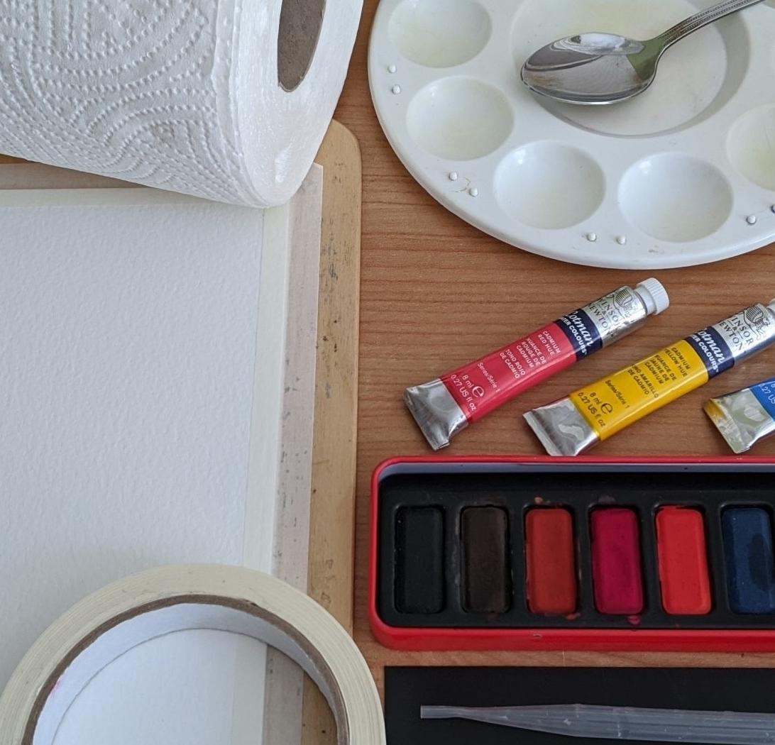 Hugh Templeton , Ribble Valley, Lancashire, Uk, Art Classes